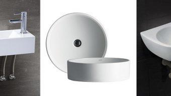 Bồn rửa mặt mini: siêu tiện ích, siêu tiết kiệm