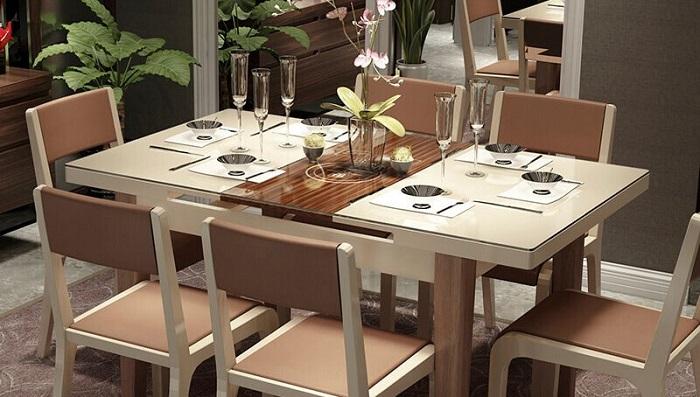 Tất tần tật thông tin cần biết về bộ bàn ăn thông minh 4