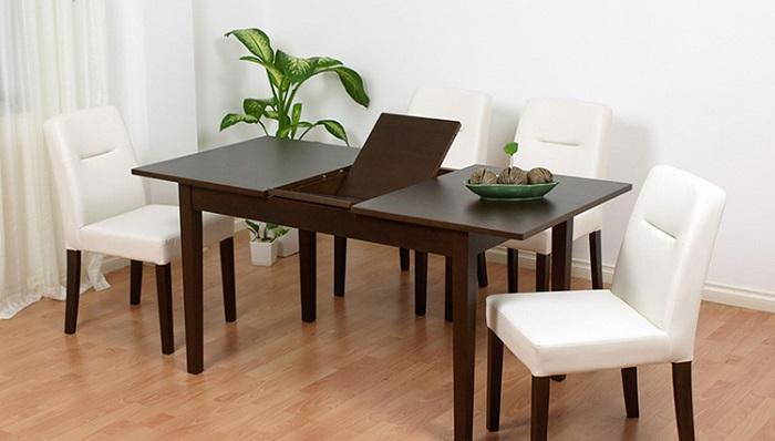 Thông tin cần nắm trước khi chọn bàn ăn thông minh gỗ tự nhiên 2