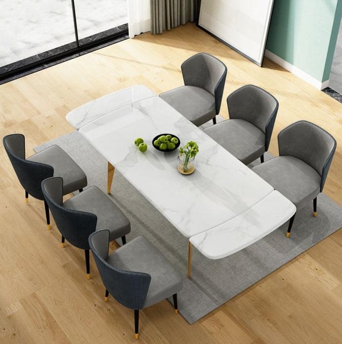 Tìm hiểu về các loại bộ bàn ghế ăn thông minh phổ biến-2