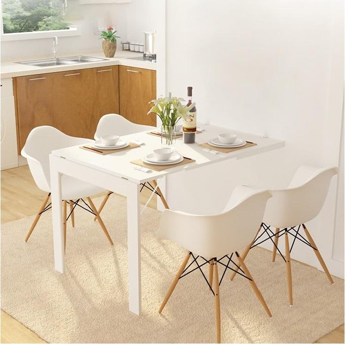 Tìm hiểu về các loại bộ bàn ghế ăn thông minh phổ biến-7