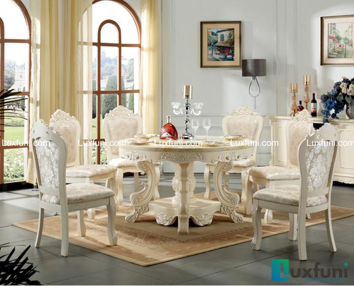 [Top 20 ] bàn ăn gia đình đang thịnh hành hiện nay-16