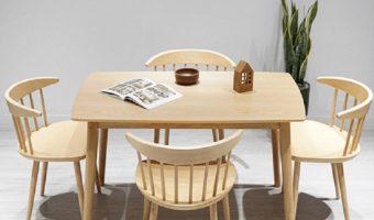 Top những mẫu bàn ăn đẹp hiện đại được nhiều người yêu thích