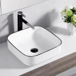 20+ Mẫu Lavabo đẹp mắt tạo không gian phòng tắm sang chảnh