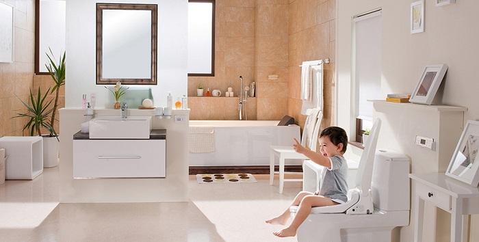 4 lý do nên chọn thiết bị vệ sinh nhập khẩu cho phòng tắm của gia đình-1