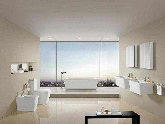 4 lý do nên chọn thiết bị vệ sinh nhập khẩu cho phòng tắm của gia đình-3