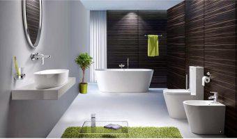 4 lý do nên chọn thiết bị vệ sinh nhập khẩu cho phòng tắm của gia đình