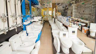 Cách nhận diện cửa hàng thiết bị vệ sinh uy tín