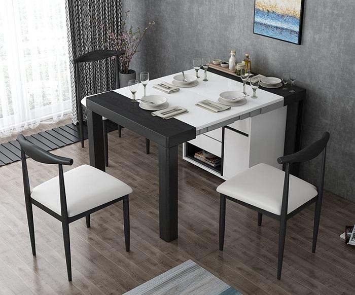 Điểm danh 10 bộ bàn ăn xếp gọn thông minh cho diện tích nhà nhỏ-9