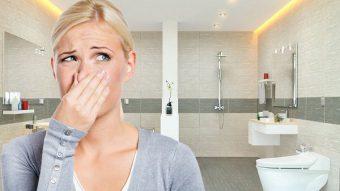 Cách khử mùi hôi cống thoát nước trong nhà vệ sinh chỉ mất 5 phút