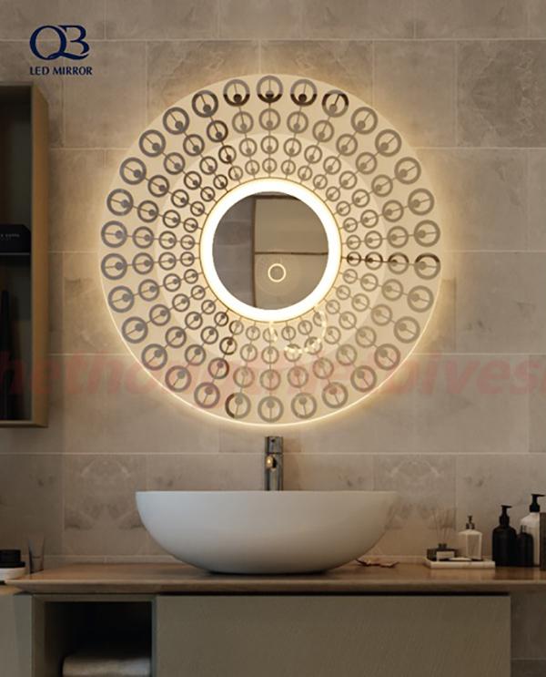 Điểm danh các mẫu gương nhà vệ sinh đẹp, CHẤT LƯỢNG vượt trội-2
