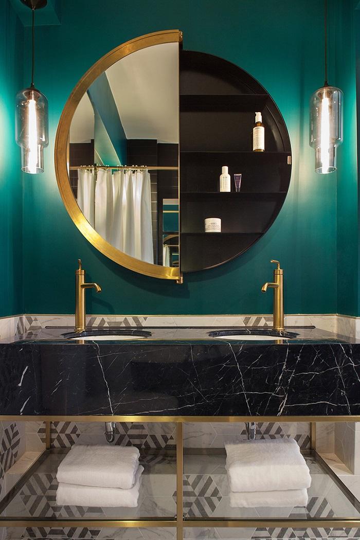 Những mẫu gương phòng tắm hiện đại thịnh hành nhất-1