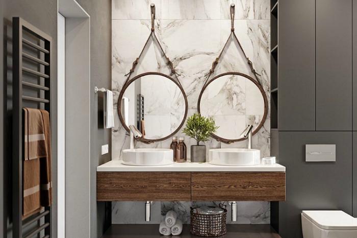 Những mẫu gương phòng tắm hiện đại thịnh hành nhất-3