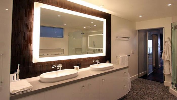 Những mẫu gương phòng tắm hiện đại thịnh hành nhất-4