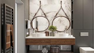 Những mẫu gương phòng tắm hiện đại thịnh hành nhất