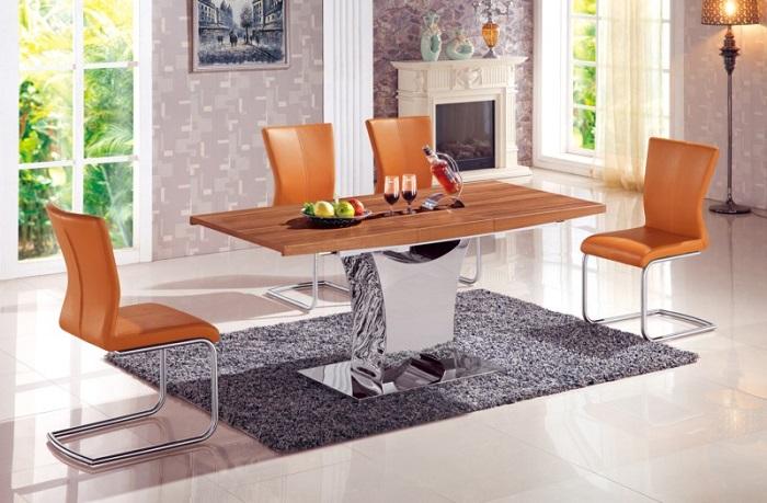 Review 5 mẫu bàn ăn hiện đại 6 ghế được mua nhiều nhất hiện nay-2