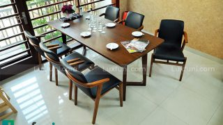 Review 5 mẫu bàn ăn hiện đại 6 ghế được mua nhiều nhất hiện nay