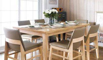 Kinh nghiệm chọn mua bàn ăn đẹp hiện đại chất lượng cao