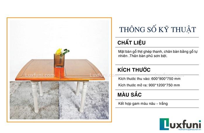 Những bộ bàn ăn 6 ghế hiện đại và đẹp mắt-4