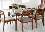 Những bộ bàn ăn 6 ghế hiện đại và đẹp mắt