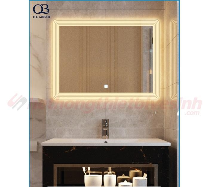 Top 10 mẫu gương treo tường nhà tắm hợp thời - giá siêu tốt-11