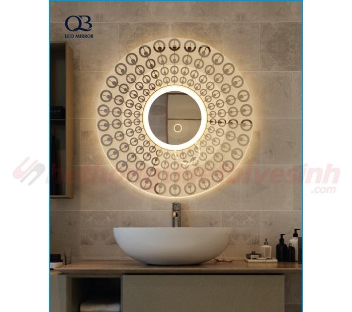 Top 10 mẫu gương treo tường nhà tắm hợp thời - giá siêu tốt-13