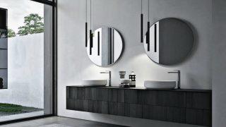 Top 10 mẫu gương treo tường nhà tắm hợp thời – giá siêu tốt