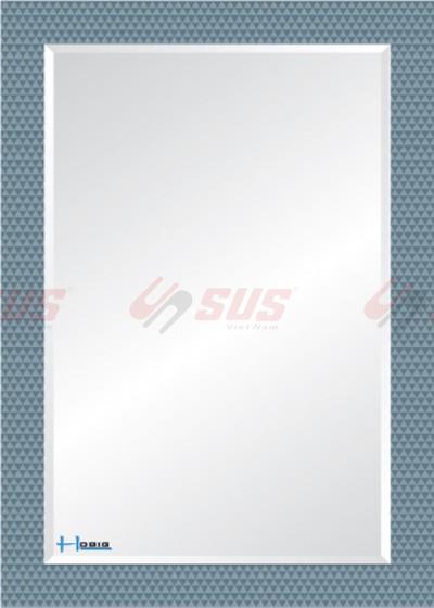 Gương trơn bạc ròng QB Q601 tối giản, hiện đại-6