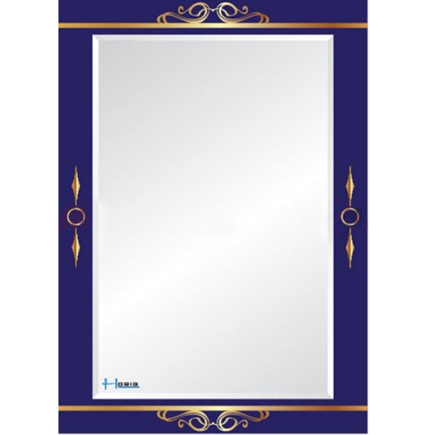 Gương trơn bạc ròng QB Q601 tối giản, hiện đại-8