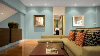 Nằm lòng bí quyết sơn nhà đẹp và tiết kiệm chi phí