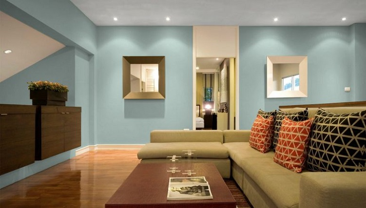 Nằm lòng bí quyết sơn nhà đẹp và tiết kiệm chi phí-2