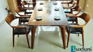 Địa điểm mua bàn ăn gỗ đẹp hiện đại chất lượng nhất hiện nay