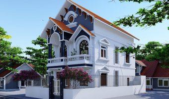 Biệt thự mái Thái – vẻ đẹp của sự đẳng cấp