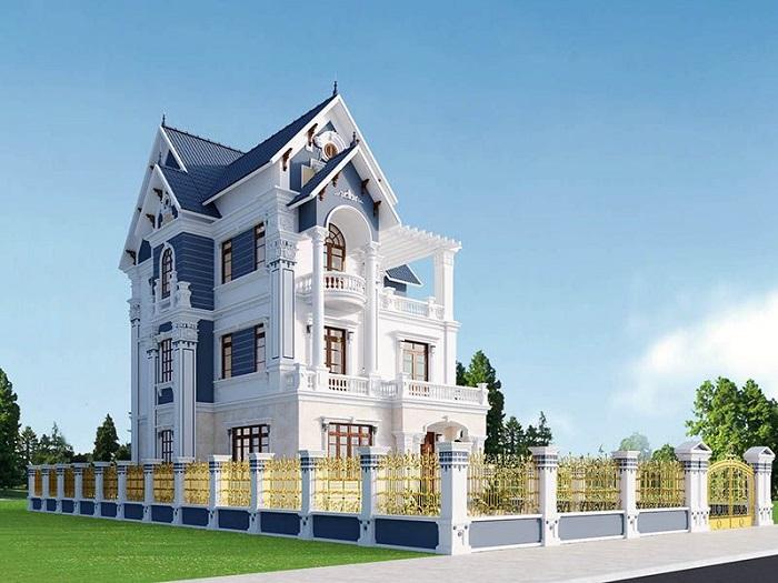 Cùng chiêm ngưỡng những biệt thự 3 tầng mái Thái tuyệt đẹp-8