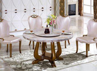 Địa điểm mua bàn ăn tròn giá rẻ chất lượng nhất hiện nay