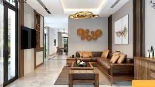 Những điều cần biết để thiết kế phòng khách nhà ống đẹp