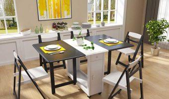 Tại sao nên sử dụng bàn ăn thông minh gấp gọn?