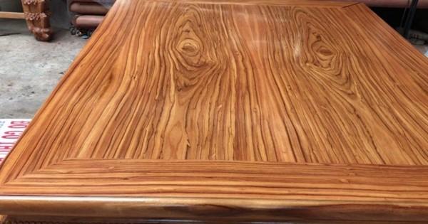 Bàn ăn gỗ tự nhiên - Lựa chọn số một từ xưa tới nay-5
