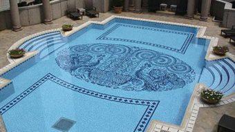 Báo giá gạch mosaic gốm bể bơi mới nhất trên thị trường