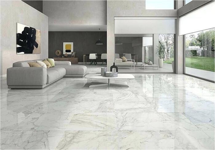 Đá Marble trắng Hy Lạp ốp tường cao cấp bền đẹp-10