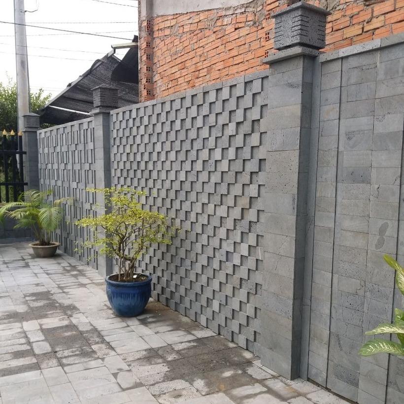 Đá ong xám ốp tường- lựa chọn tuyệt vời cho không gian nhà của bạn-3