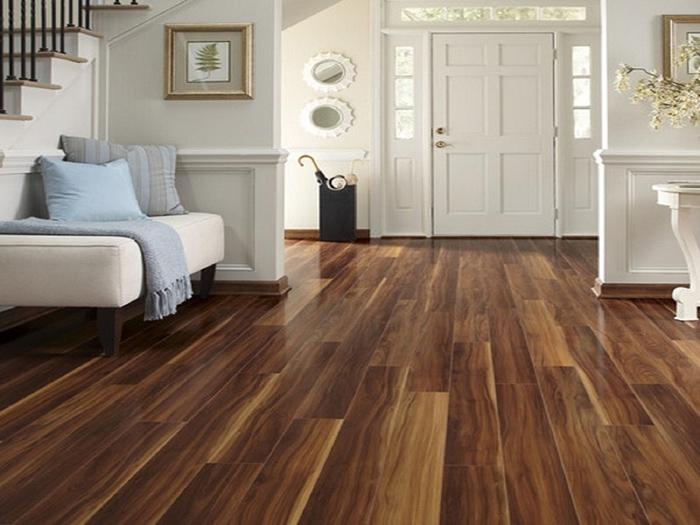 Sàn gỗ có nhiều ưu điểm vượt trội