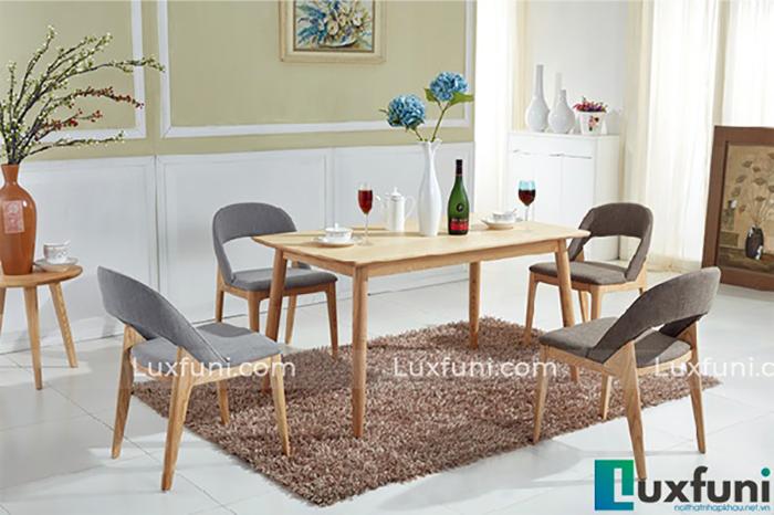 Kinh nghiệm lựa chọn bàn ăn đẹp cho chung cư nhiều người chưa biết-2