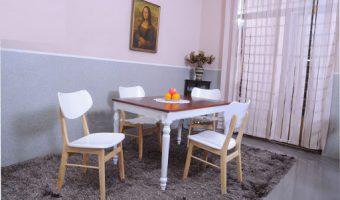 Kinh nghiệm lựa chọn bàn ăn đẹp cho chung cư nhiều người chưa biết