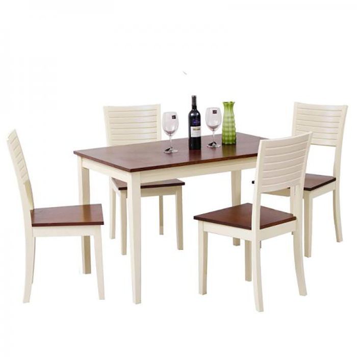 Nên chọn bàn ăn gỗ công nghiệp hay gỗ tự nhiên-2