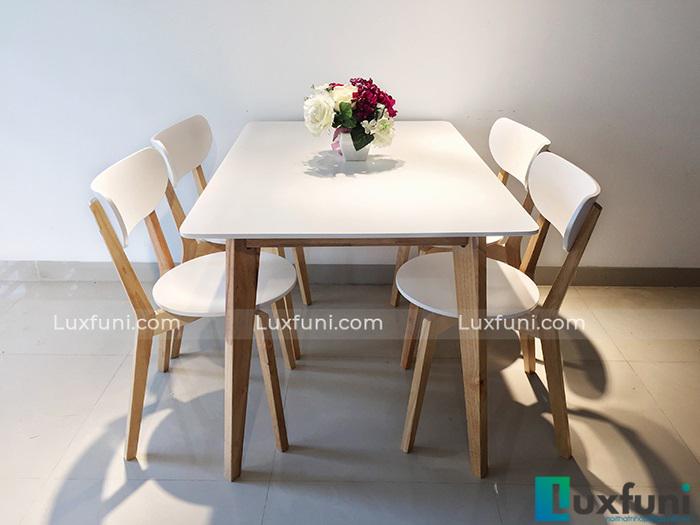 Nên chọn bàn ăn gỗ công nghiệp hay gỗ tự nhiên-5