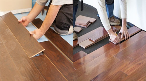 Thi công sàn gỗ hiệu quả-2