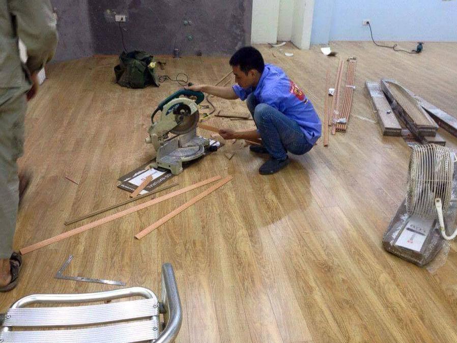 Thi công sàn gỗ hiệu quả-6