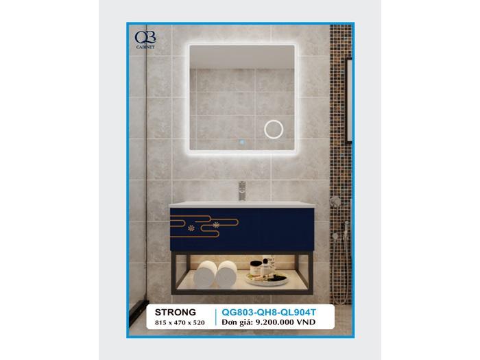 Tủ chậu lavabo strong QG803-QH8-QL904T