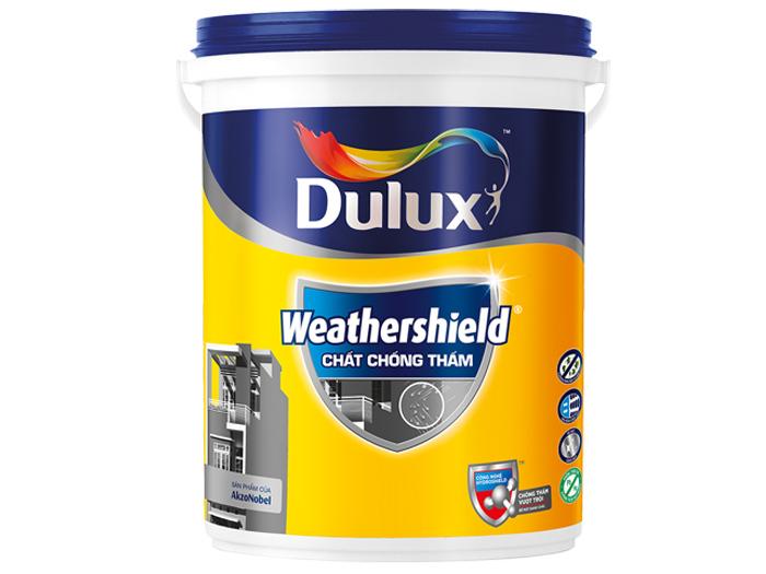 Sơn Chống Thấm Dulux weathershield waterproof